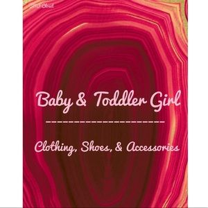 Baby/Toddler Girl's Clothing,Shoes,& Accessories